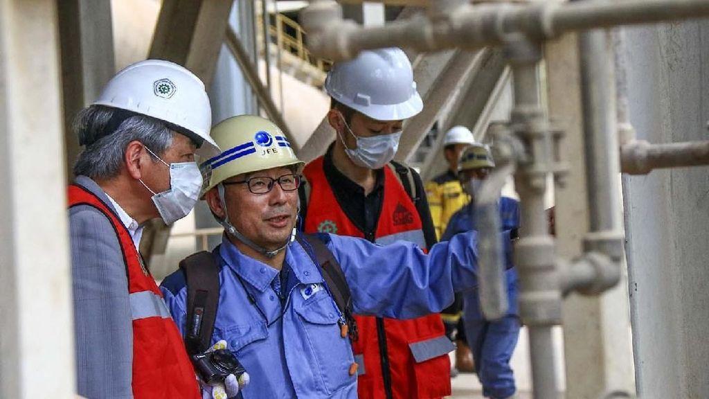 Semen Indonesia Bangun Pembangkit Listrik Bertenaga Gas Buang