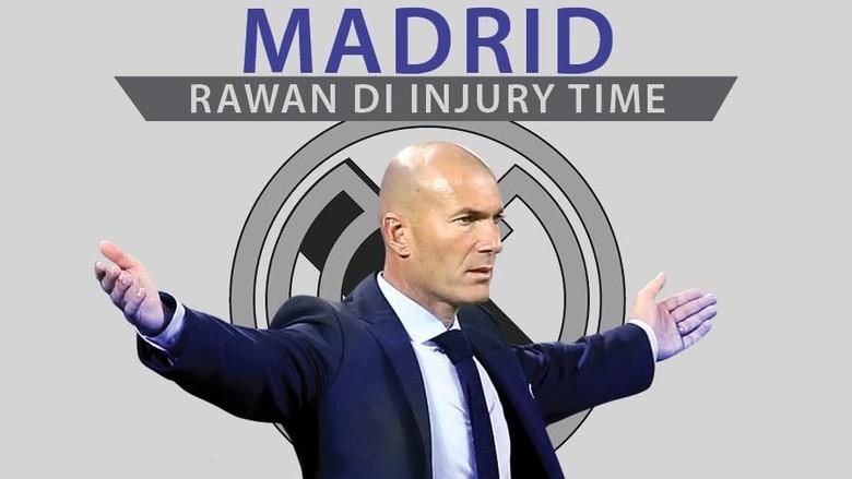 Lengah, Madrid pun Kalah