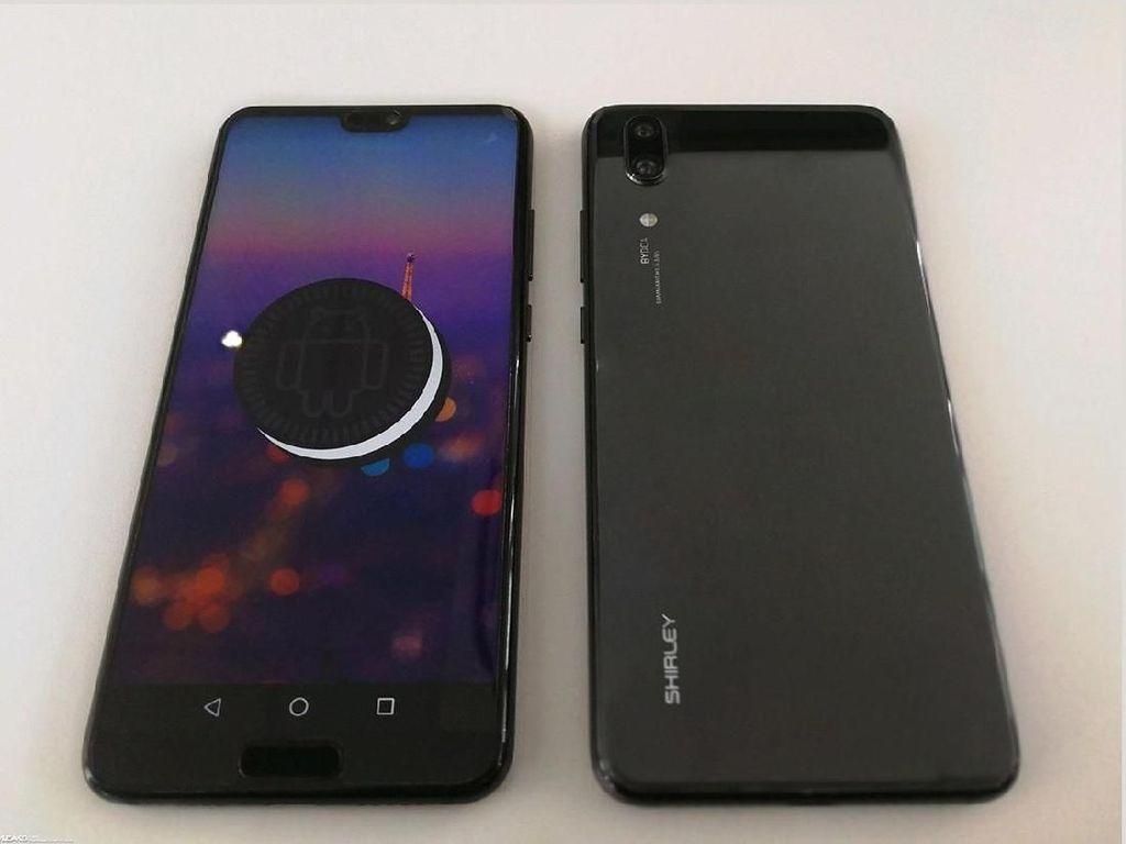 Bocoran Kamera Huawei P20 Tantang Galaxy S9+