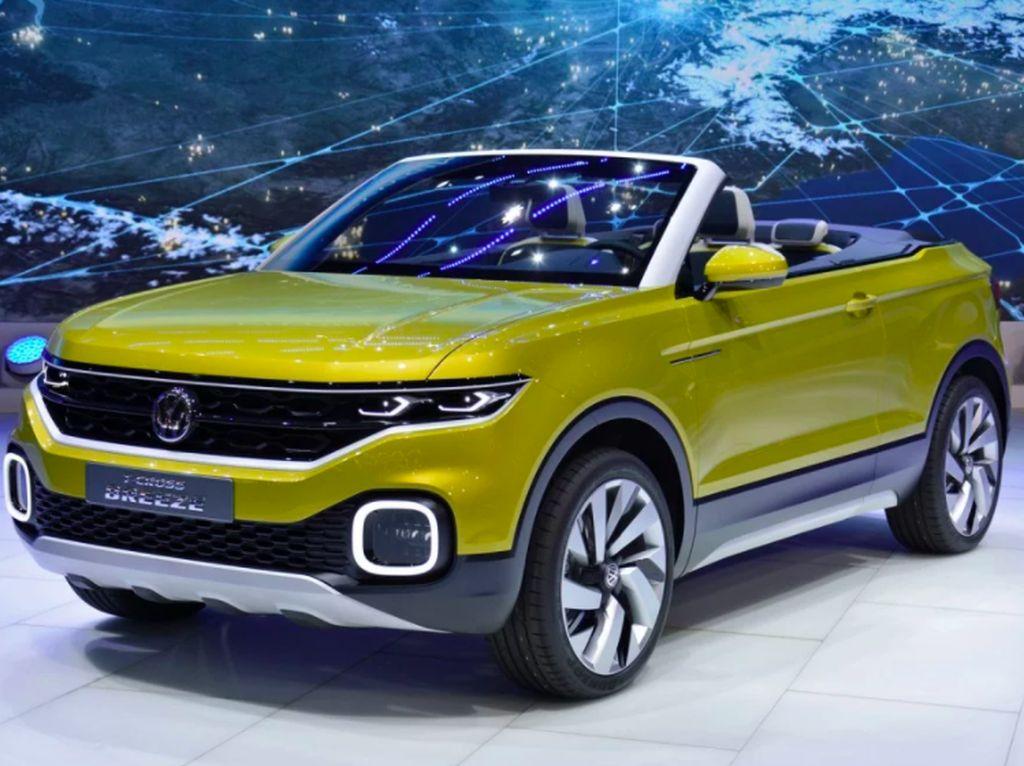 Crossover Volkswagen Bakal Tanpa Atap