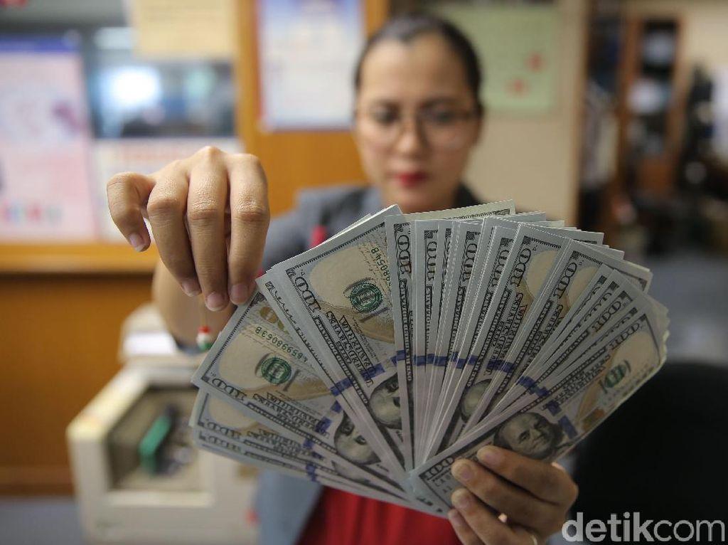 Tak Hanya Rupiah, Ringgit hingga Baht Juga Keok Lawan Dolar AS