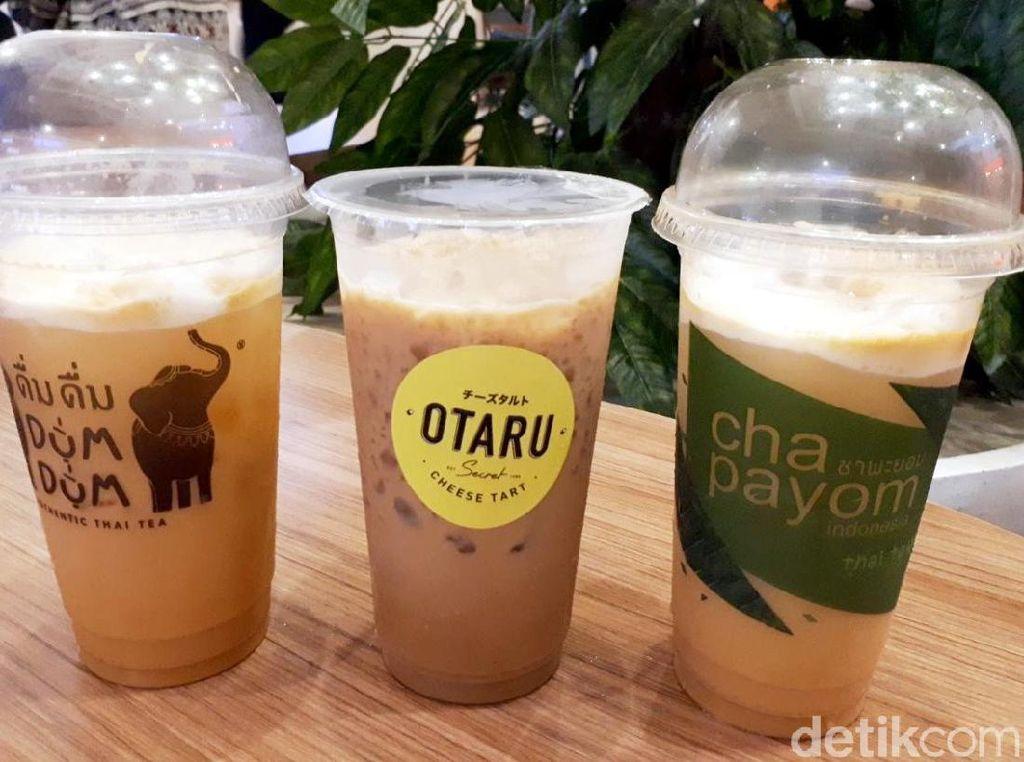 Dari 3 Merek Ini, Mana Thai Iced Tea Original yang Paling Enak?
