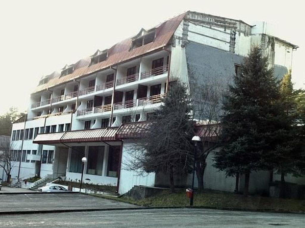 Foto: Hotel Bekas Penyiksaan Etnis Muslim di Bosnia