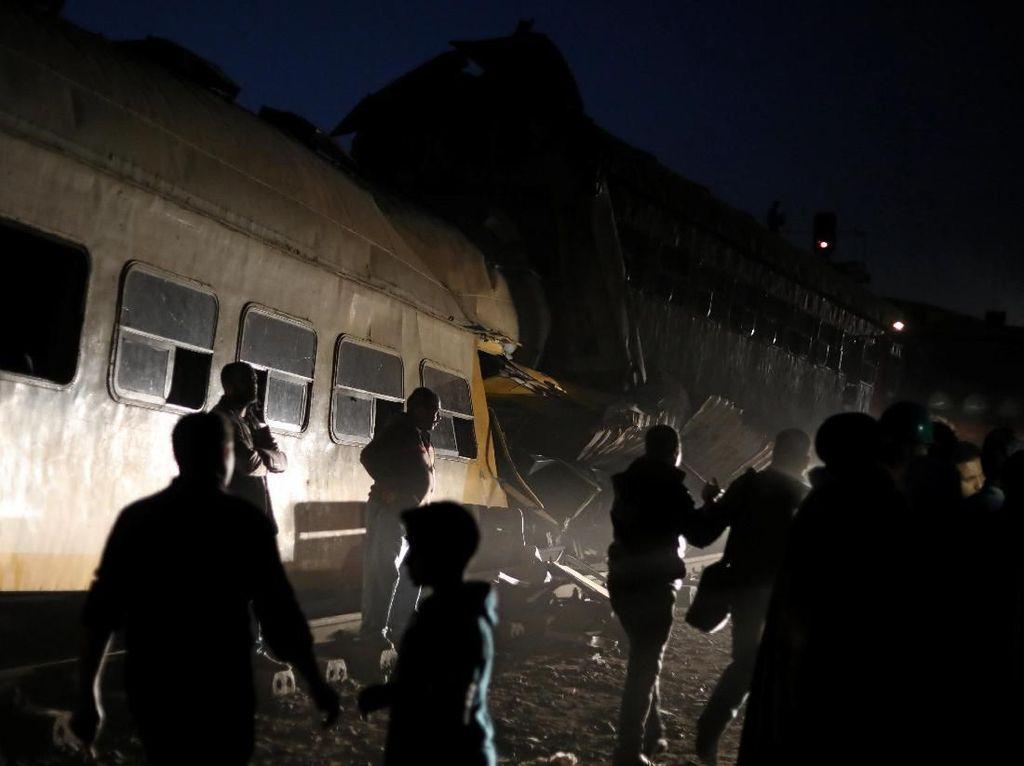 Kereta Barang di Kongo Anjlok, 24 Penumpang Gelap Tewas