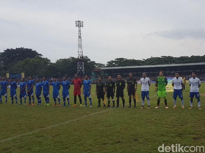 Persib Bandung vs Perserang Serang. (Foto: Bahtiar Rivai/detikcom)