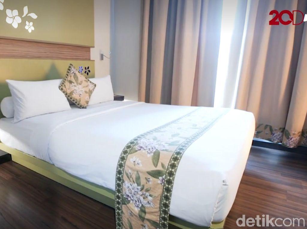 Hotel Nyaman dengan Corak Kamboja Terbanyak di Indonesia
