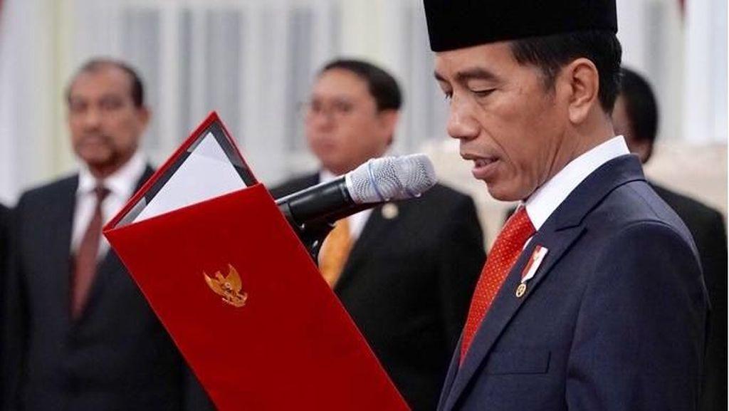 Manuver Jokowi Ajak Ketum Parpol Koalisi di Acara Kepresidenan