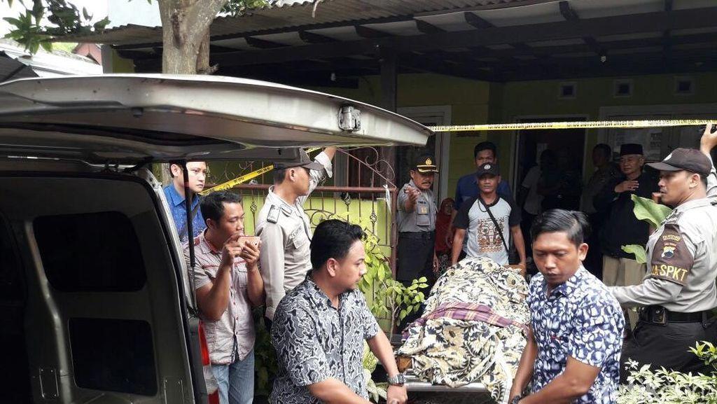 Foto: Pembunuhan IRT di Semarang dan Teka-teki Pria Mencurigakan