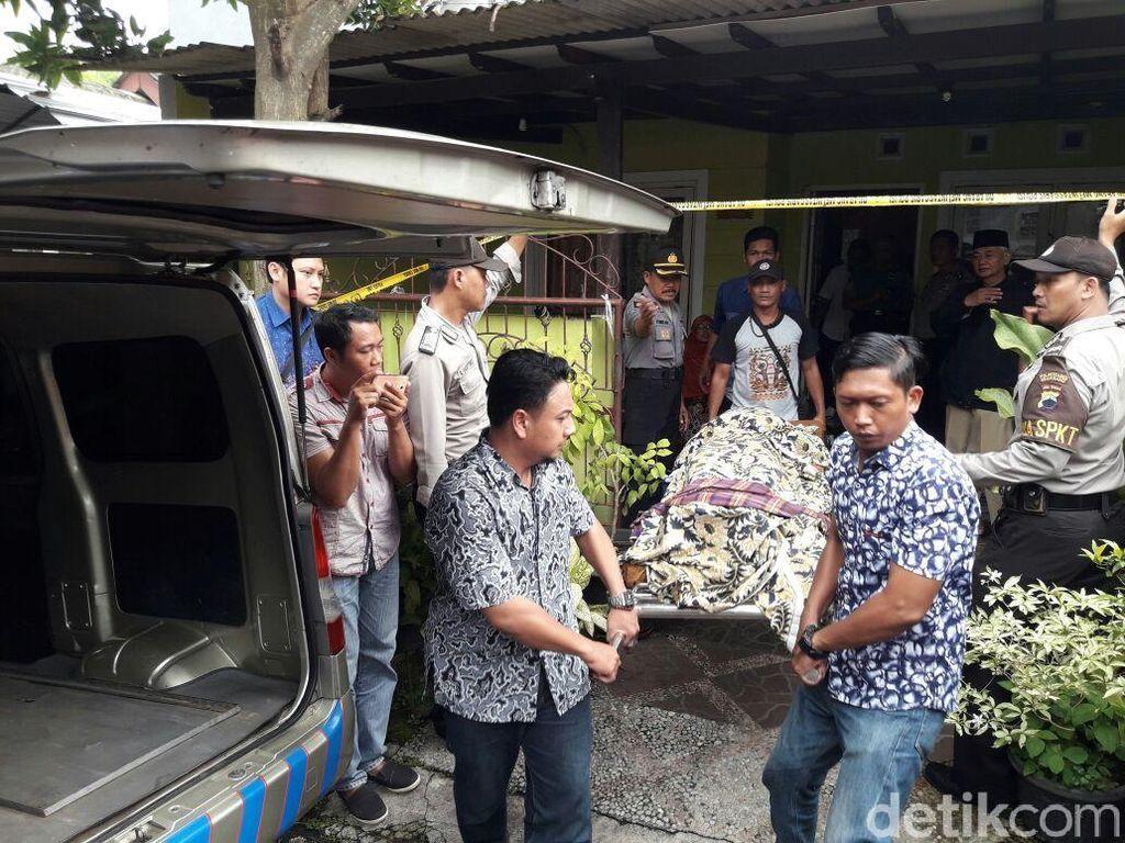Polisi Tangkap Pembunuh Ibu Rumah Tangga di Semarang