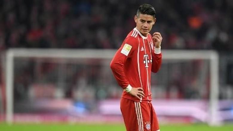 Hasrat James Bertahan di Bayern Lebih Lama