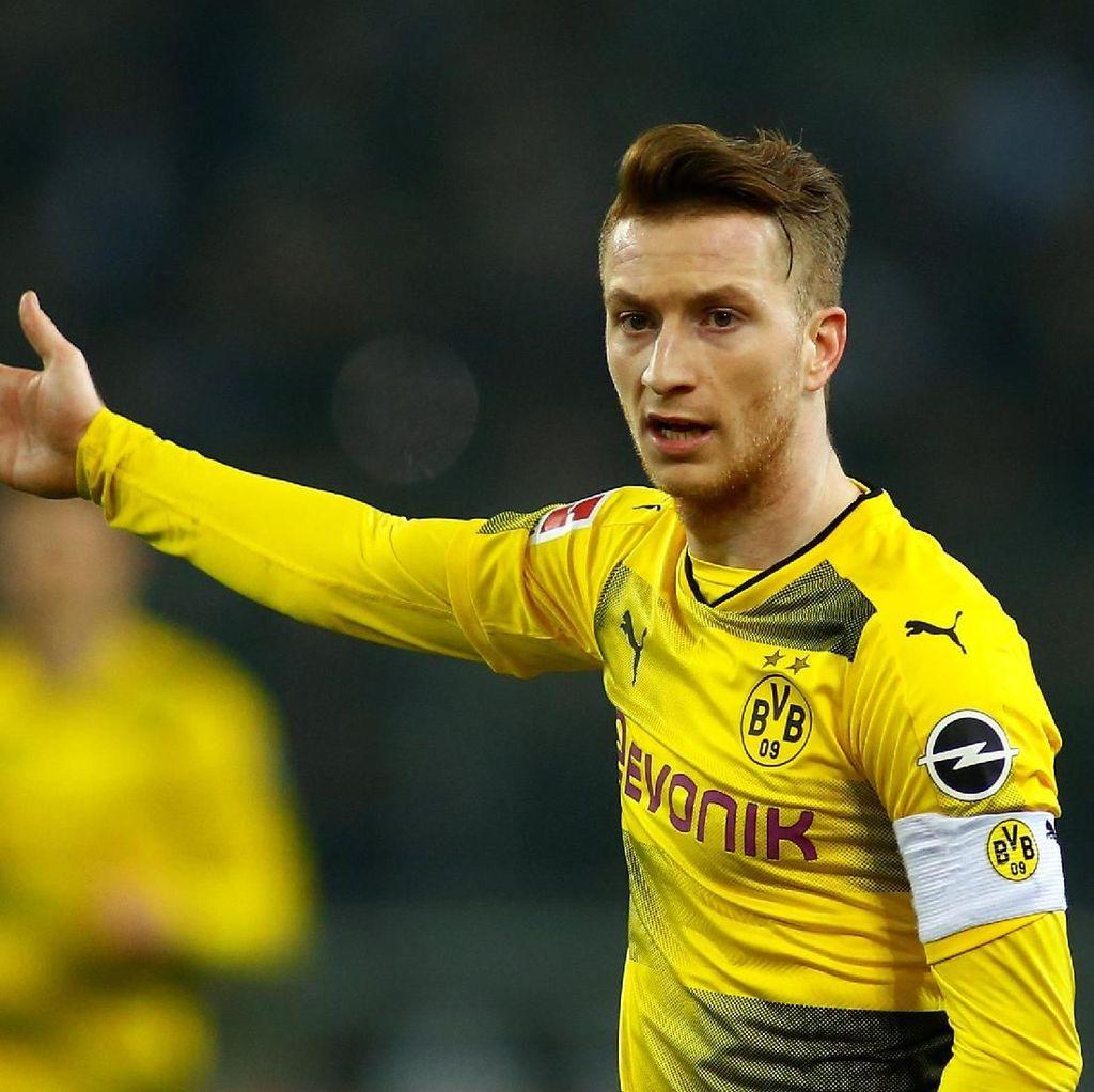 Reus Dua Gol, Dortmund Hajar Leverkusen 4-0