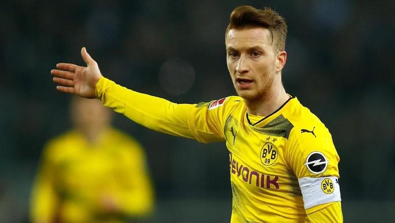 Reus Sembuh, Dortmund Siap Tawarkan Kontrak Baru