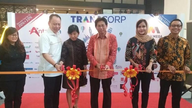 Pembukaan Mega Travel Fair Yogyakarta 2018 (Mega Travel Fair)