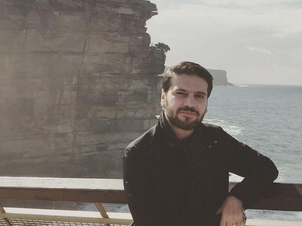 Foto: Sami Yusuf, Musisi Muslim Ganteng yang Suka Traveling