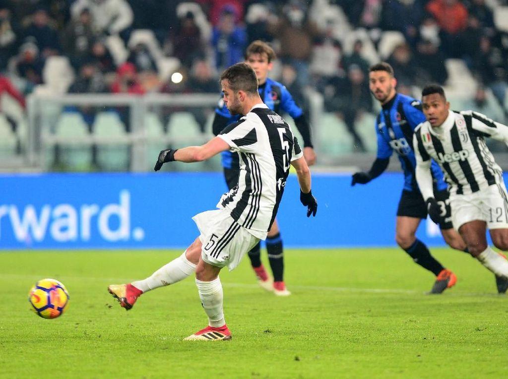 Gasperini Pertanyakan Penalti Juventus