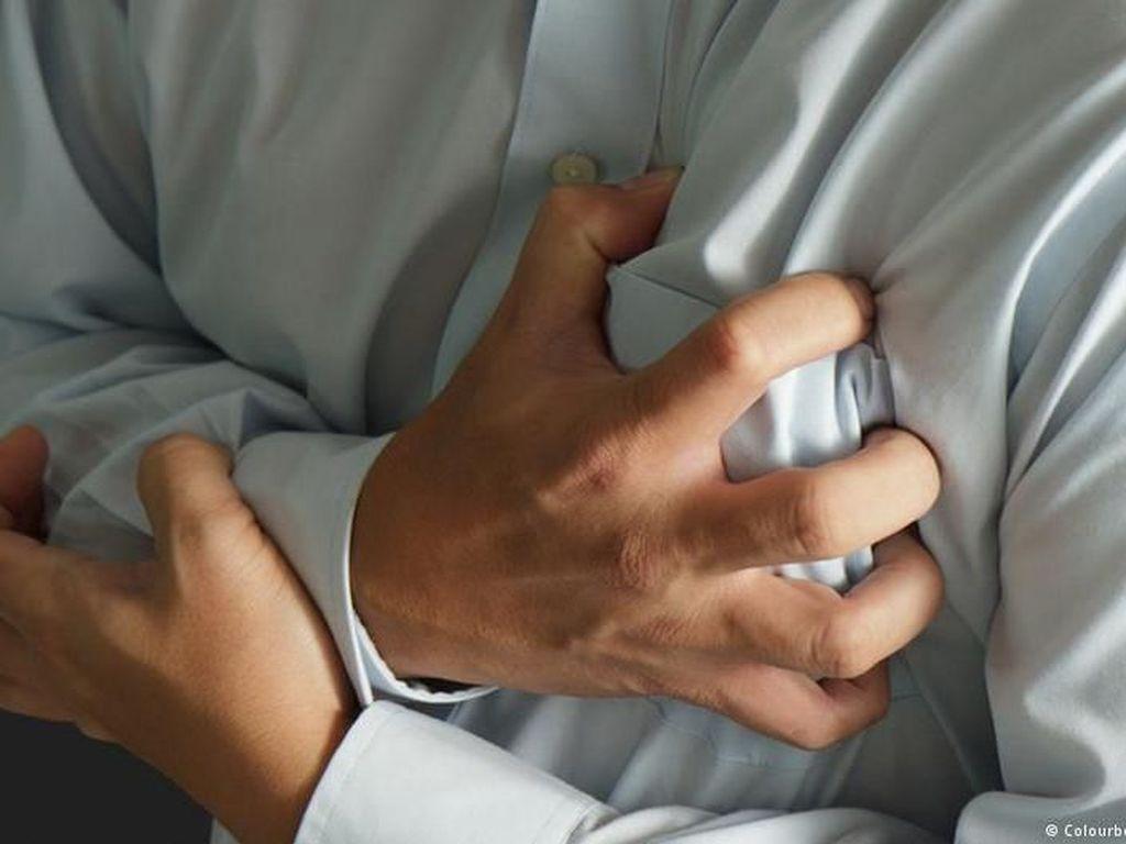 Ini Cara Membedakan Sesak Napas Tanda Serangan Jantung
