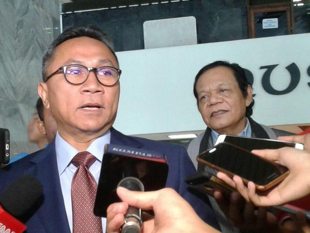 Ketua MPR Setuju TNI Dilibatkan Tangani Teroris tapi Terbatas