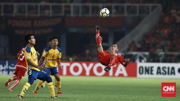 Riko Simanjuntak jadi andalan Persija Jakarta musim ini.