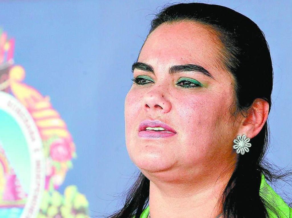 Momen Eks Ibu Negara Honduras Diciduk karena Diduga Korupsi