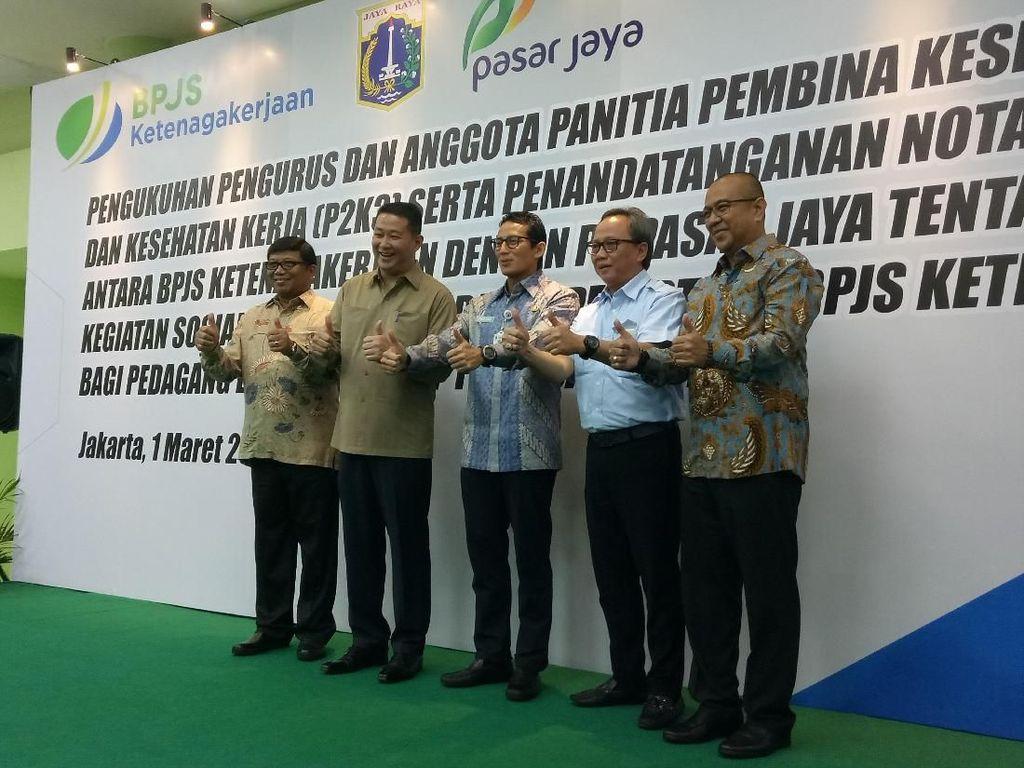 Tidak Salam OK OCE Saat Foto, Sandiaga: Nanti Dikira Parpol