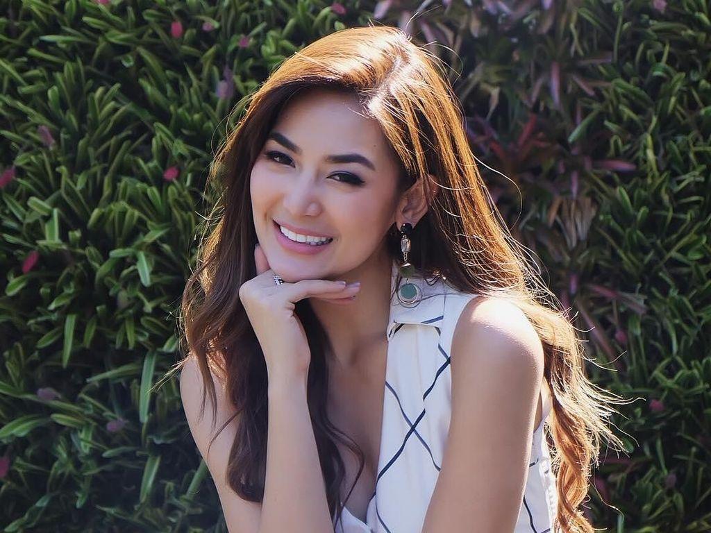 10 Potret Cantiknya Maria Selena, Pebasket yang Jadi Puteri Indonesia 2011