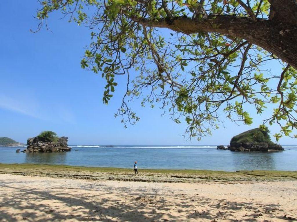 Pantai Seindah Ini Ada di Malang