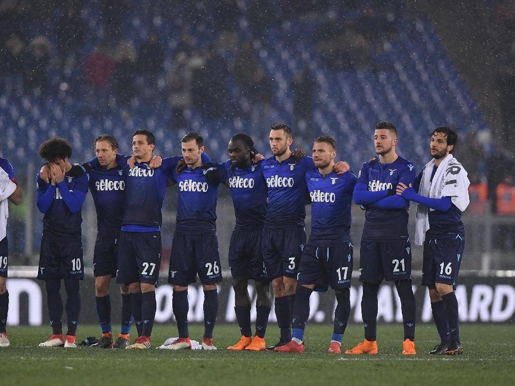 Lawan Juventus, Kesempatan Lazio untuk Langsung Bangkit