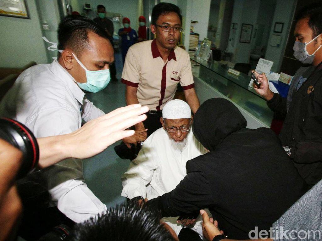 Baasyir Dipindah Rutan, Wiranto: Bila Perlu Ada Heli untuk ke RS