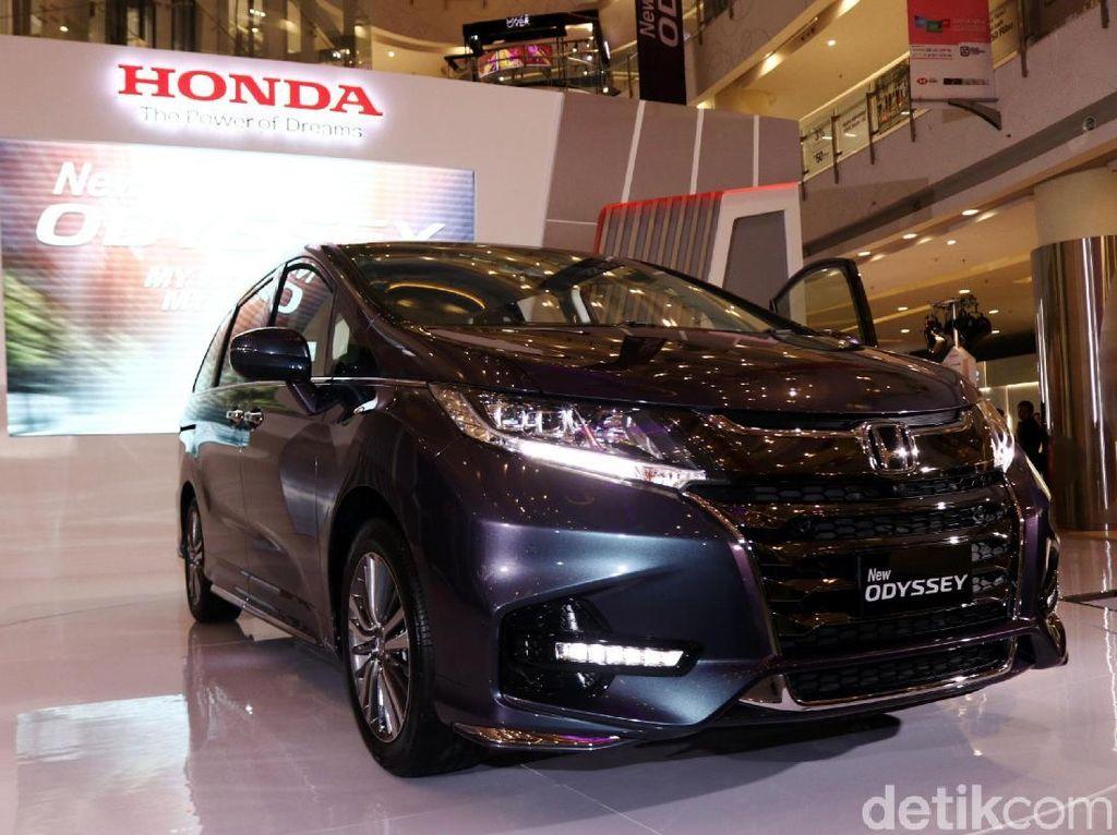 Minivan Mewah dari Honda