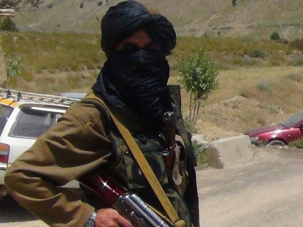 Taliban Usir ISIS dari Afghanistan