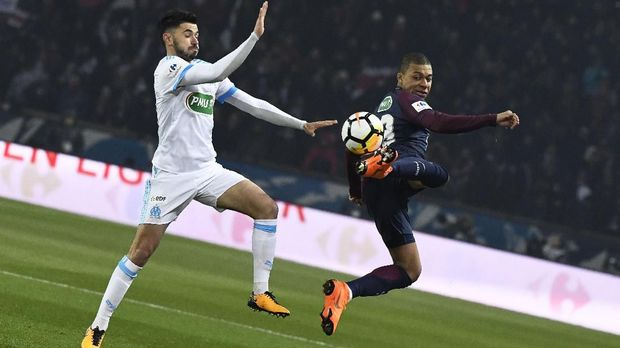 Paris Saint-Germain bakal mendapat dukungan penuh dari suporter di Parc des Princes.