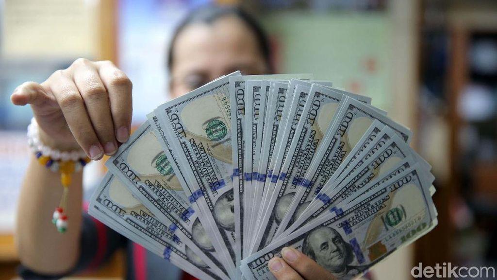Dolar AS Kian Perkasa Terhadap Rupiah