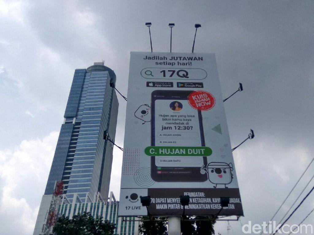 Ada Promosi Pakai Hujan Duit, Ini Kata Pakar Marketing