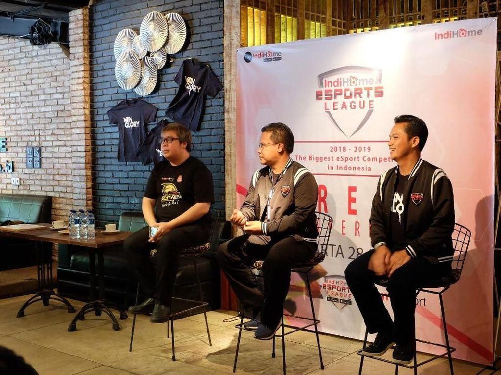 Lirik eSports, Telkom Gelar Turnamen Game Hadiah Rp 1 Miliar