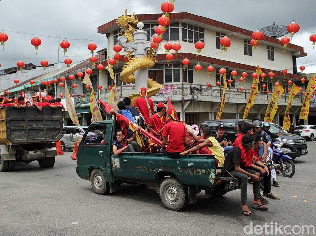Mau Lihat Parade Cap Go Meh Singkawang Besok, Ini Rutenya