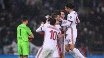 Milan Tantang Juventus di Final Coppa Italia
