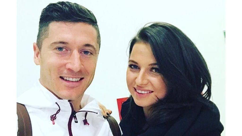 Anna Lewandowska: Karateka Cantik Istri Bintang Bayern Munich