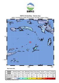 Gempa Bumi Di Maluku