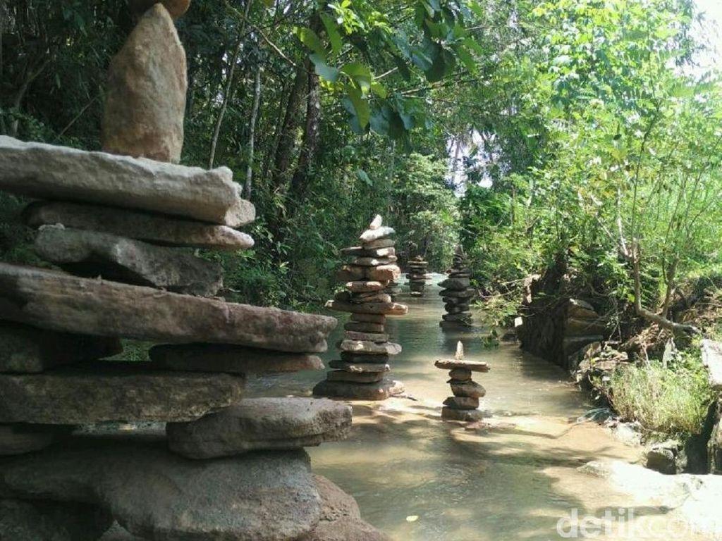 Misteri Sukabumi: Batu Bersusun, Pulang Setelah 1,5 Tahun Tenggelam