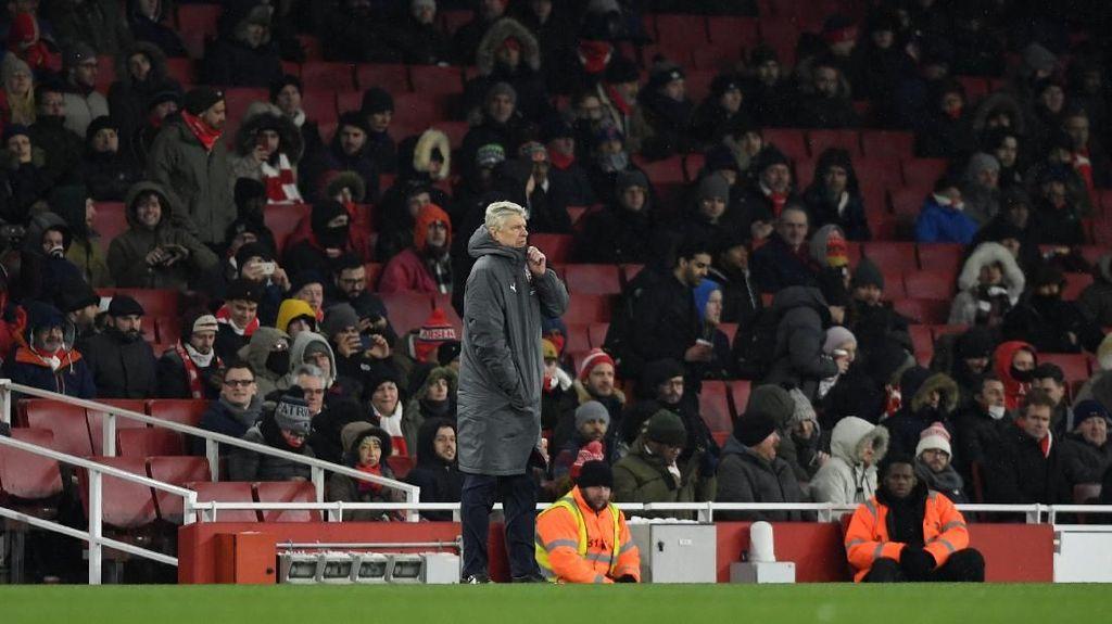 Melepas Wenger Jadi Salah Satu Hari Tersulit Arsenal