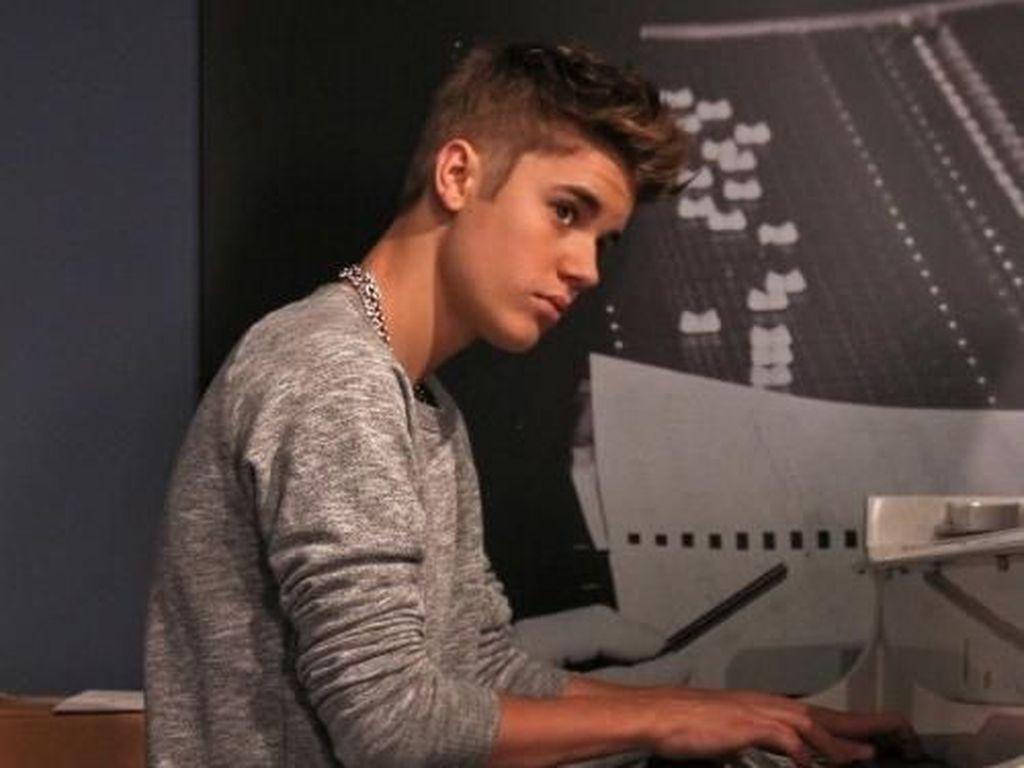 Diam-diam Justin Bieber Siapkan Proyek Bareng DJ Khaled Lagi