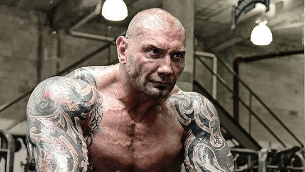 Foto: Ingin Punya Tubuh Sekekar Drax The Destroyer? Begini Olahraganya