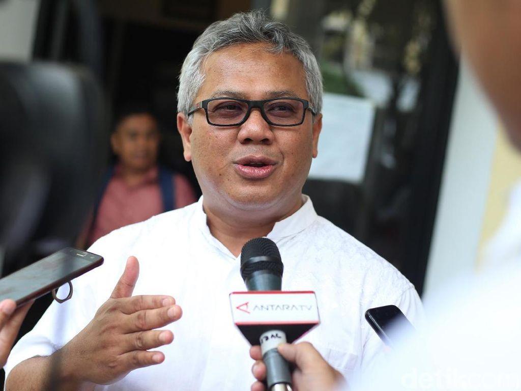 KPU Izinkan Capres Petahana Pakai Pesawat Presiden Saat Kampanye