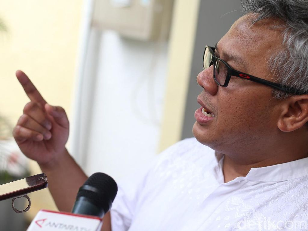 Tolak Perppu, KPU Nilai Calon Kepala Daerah Tak Bisa Diganti