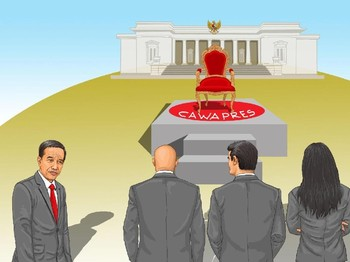 Dicari, Pasangan untuk Jokowi