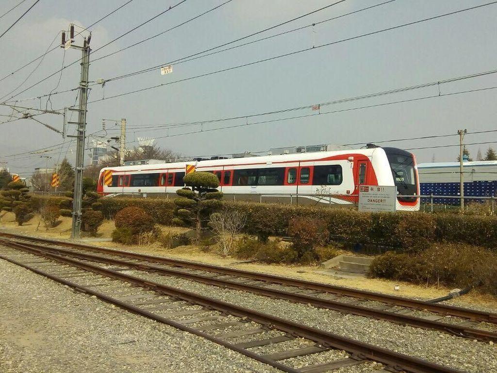 Ini Alasan Kereta LRT Jakarta Pakai Buatan Korsel