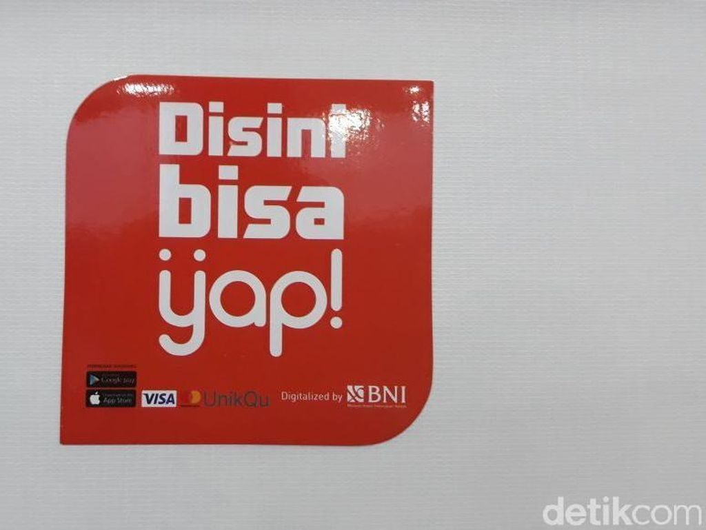 Canggih, Transaksi Pakai QR Code Cuma 2 Detik