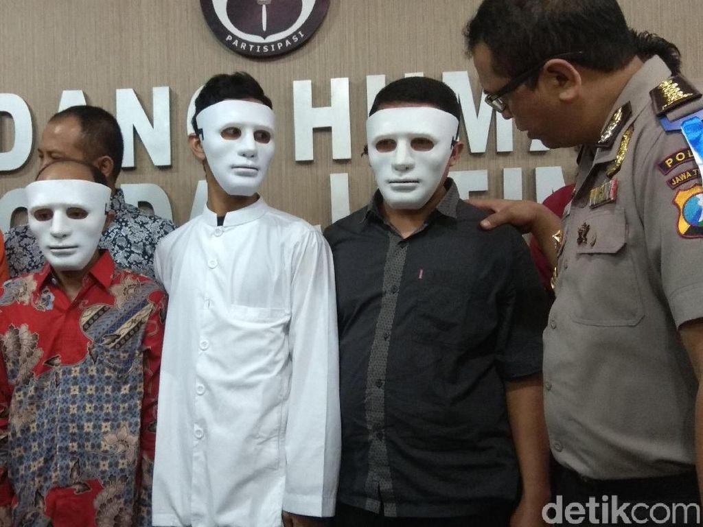 3 Penyebar Hoax Penyerangan Kiai Berafiliasi ke Muslim Cyber Army