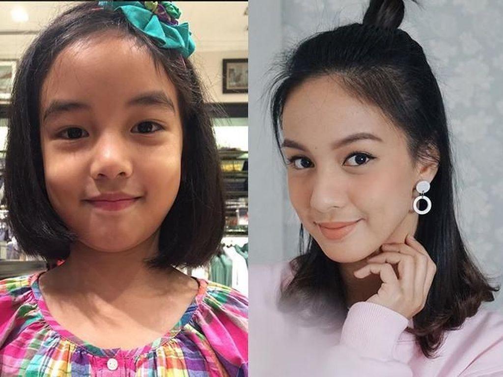 Putri Laudya Cynthia Bella Disebut Mirip Nasya Marcella, Setuju?