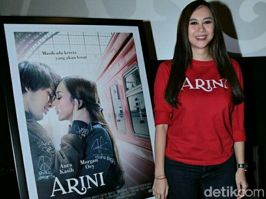 Main Film Arini, Aura Kasih Ingat Pernah Punya Pacar Berondong